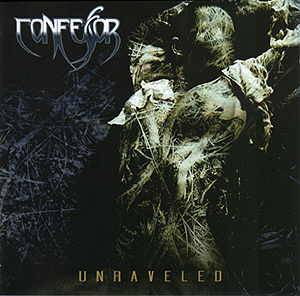 Confessor: Unraveled - Cover