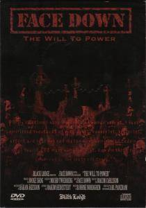 Cover - Face Down: Will To Power, The