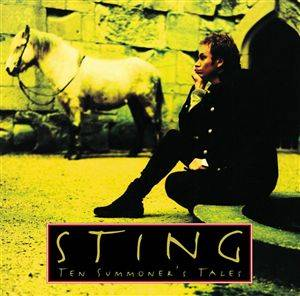 Sting: Ten Summoner's Tales - Cover