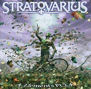 Stratovarius: Elements Pt. 2 - Cover