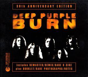 Deep Purple: Burn (CD) - Bild 1