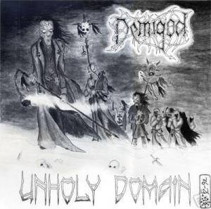 Cover - Demigod: Unholy Domain