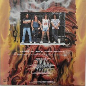 Demolition Hammer: Tortured Existence (LP) - Bild 2