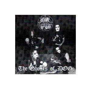 Denial Of God: Ghouls Of DOG, The - Cover
