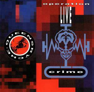 Queensrÿche: Operation: Livecrime (CD) - Bild 1