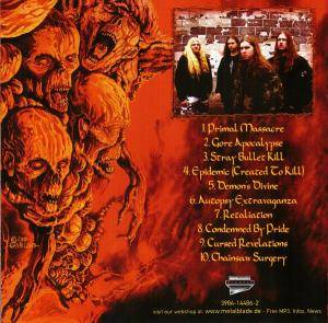 Vomitory: Primal Massacre (CD) - Bild 2