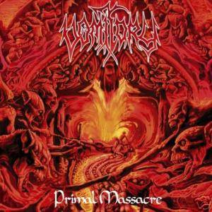 Cover - Vomitory: Primal Massacre