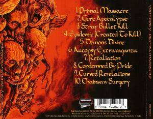 Vomitory: Primal Massacre (CD) - Bild 4