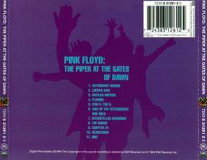 Pink Floyd: The Piper At The Gates Of Dawn (CD) - Bild 3