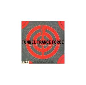 Cover - E-Max: Tunnel Trance Force