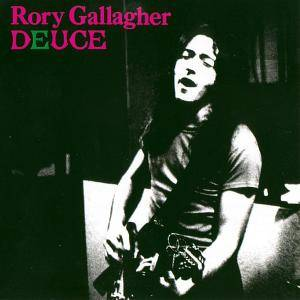 Cover - Rory Gallagher: Deuce