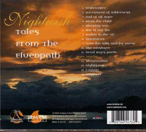 Nightwish: Tales From The Elvenpath (CD) - Bild 2