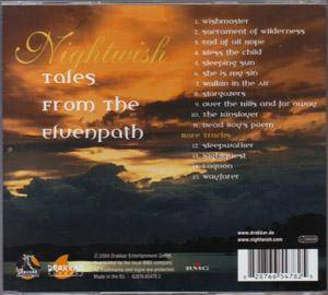 Nightwish: Tales From The Elvenpath (CD) - Bild 4
