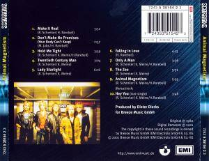 Scorpions: Animal Magnetism (CD) - Bild 3