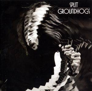 Cover - Groundhogs, The: Split