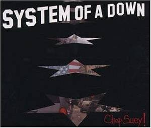 System Of A Down: Chop Suey - Cover