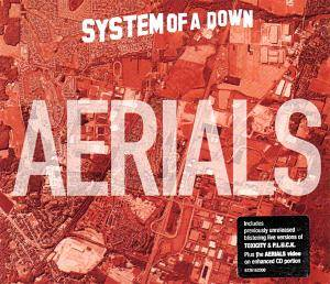 System Of A Down: Aerials - Cover