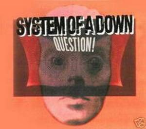 System Of A Down: Question! - Cover