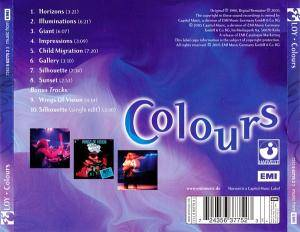 Eloy: Colours (CD) - Bild 3