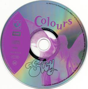 Eloy: Colours (CD) - Bild 5