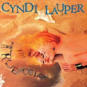Cover - Cyndi Lauper: True Colors