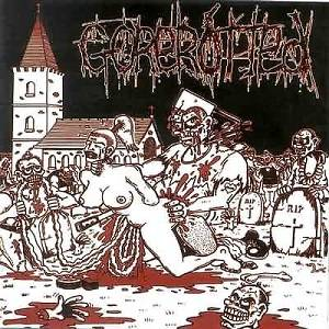 Cover - Gorerotted: Mutilated In Minutes