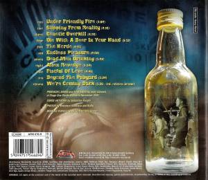 Tankard: Beast Of Bourbon (CD) - Bild 2