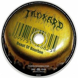 Tankard: Beast Of Bourbon (CD) - Bild 3