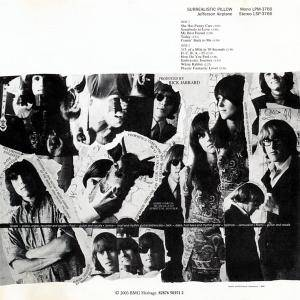 Jefferson Airplane: Surrealistic Pillow (CD) - Bild 2