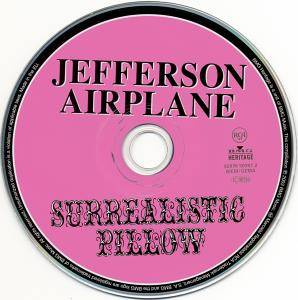 Jefferson Airplane: Surrealistic Pillow (CD) - Bild 5