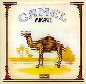 Cover - Camel: Mirage