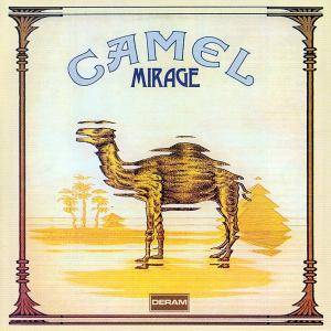 Camel: Mirage - Cover