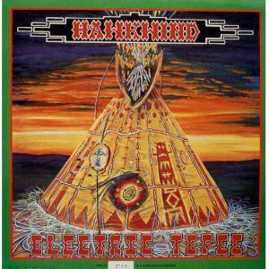 Hawkwind: Electric Tepee - Cover