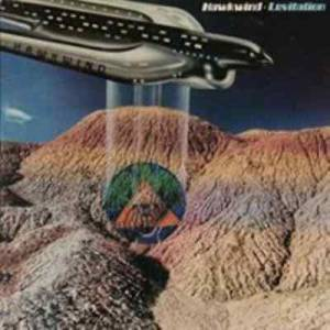 Hawkwind: Levitation - Cover