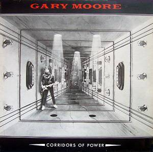 Cover - Gary Moore: Corridors Of Power