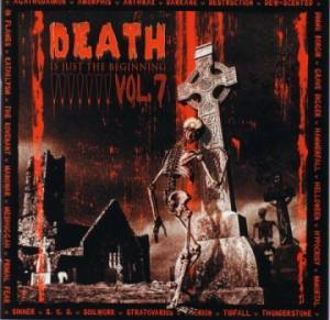 Cover - Final Breath: Death ...Is Just The Beginning Vol. 7