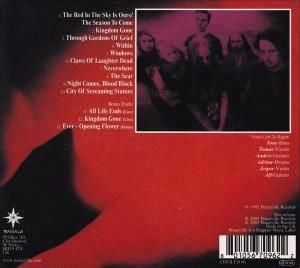 At The Gates: The Red In The Sky Is Ours (CD) - Bild 2