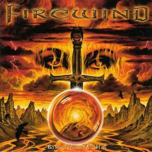 Firewind: Between Heaven And Hell - Cover