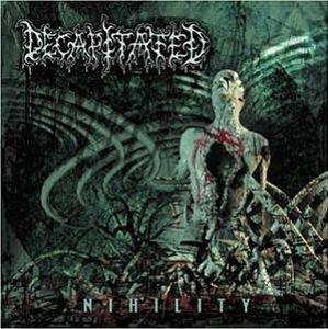 Cover - Decapitated: Nihility