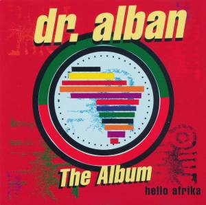 Dr. Alban: Hello Afrika - The Album (CD) - Bild 1