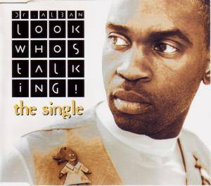 Dr. Alban: Look Who's Talking! - Cover