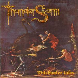Thunderstorm: Witchunter Tales (CD) - Bild 1