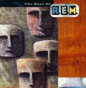 R.E.M.: Best Of R.E.M., The - Cover