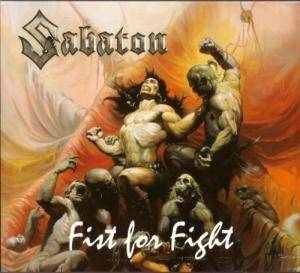 Sabaton: Fist For Fight - Cover