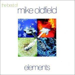 Mike Oldfield: Elements - Cover