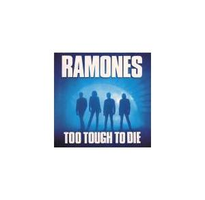Ramones: Too Tough To Die - Cover