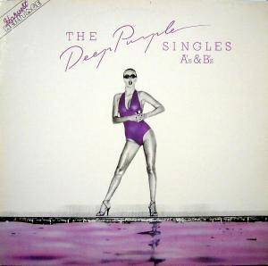 Deep Purple: Deep Purple Singles A's & B's, The - Cover