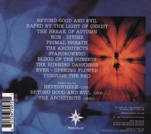 At The Gates: With Fear I Kiss The Burning Darkness (CD) - Bild 2