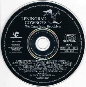 Leningrad Cowboys: We Cum From Brooklyn (CD) - Bild 4