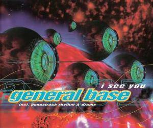 Cover - General Base: I See You